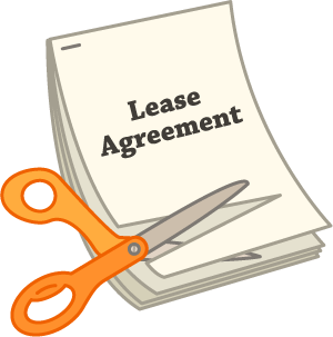 cutting lease agreement