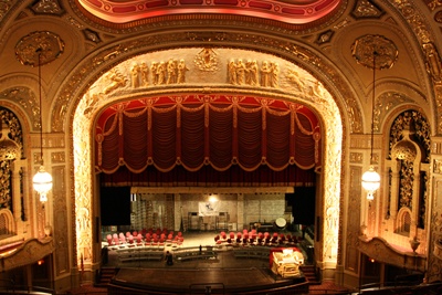 Moving to California from the Midwest? Make it an adventure! Rialto Theatre